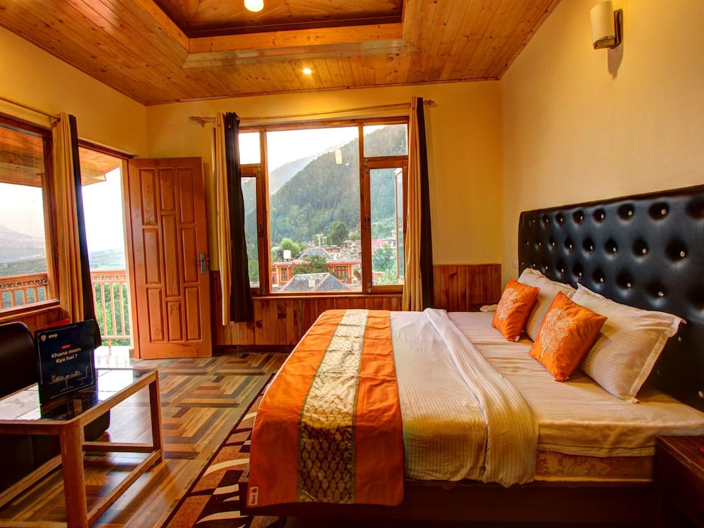 OYO 48 Country Cottage Manali Manali India Manali Hotel Delectable Country Cottage Bedrooms Model Property