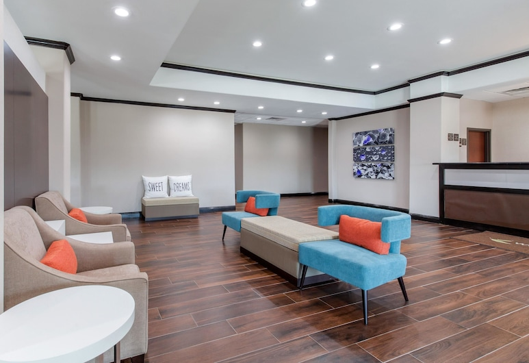 Sleep Inn & Suites Galveston Island, Galveston, Lobi