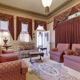 Suite de lujo, 1 cama King size, para no fumadores - Sala de estar
