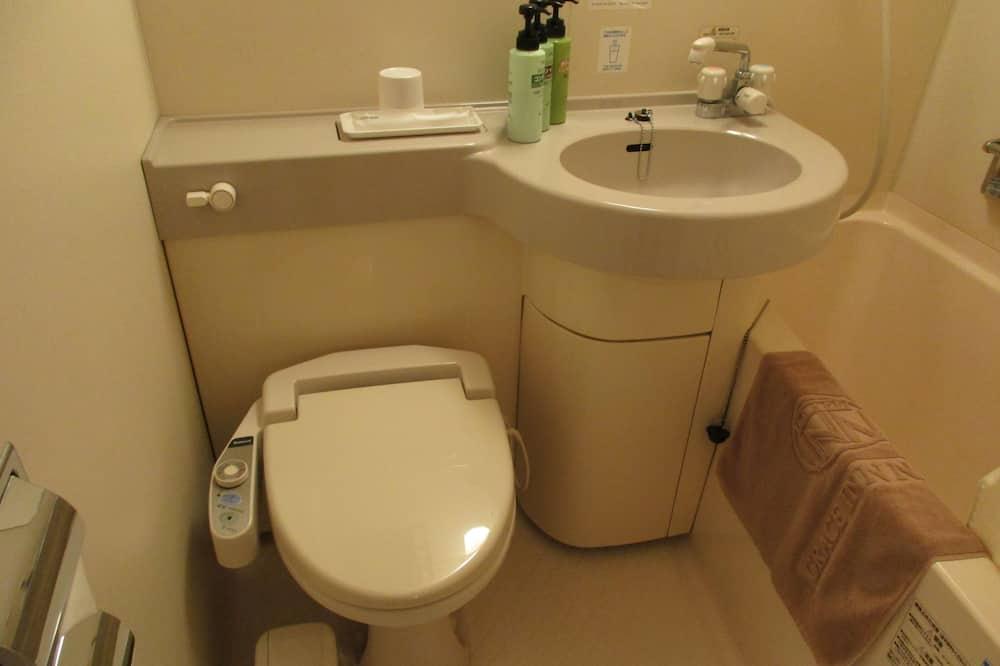 Semi Double Room for 1 - Bathroom