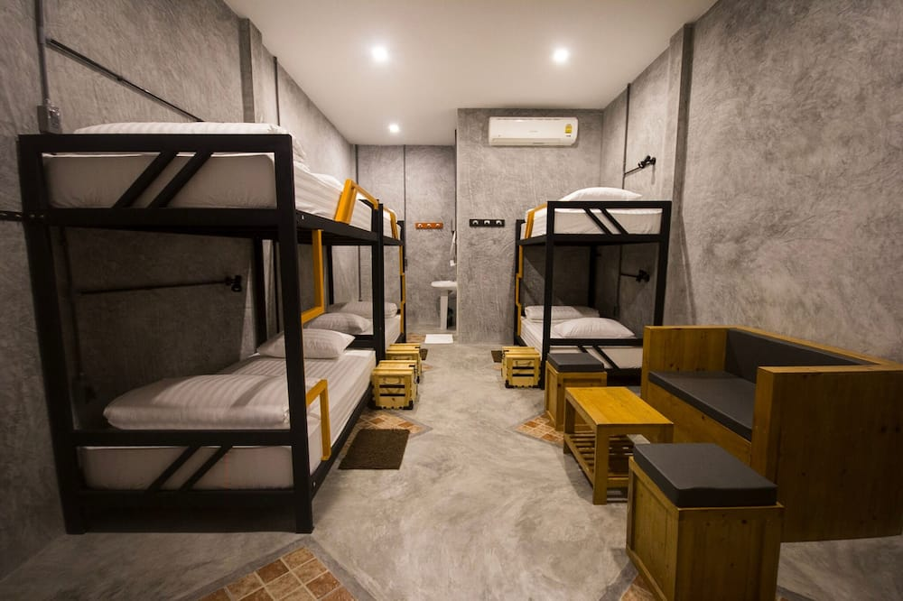 Mixed Shared Dormitory - Wohnbereich
