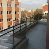 Standard Studio, 1 Bedroom, Balcony, City View - Balcony