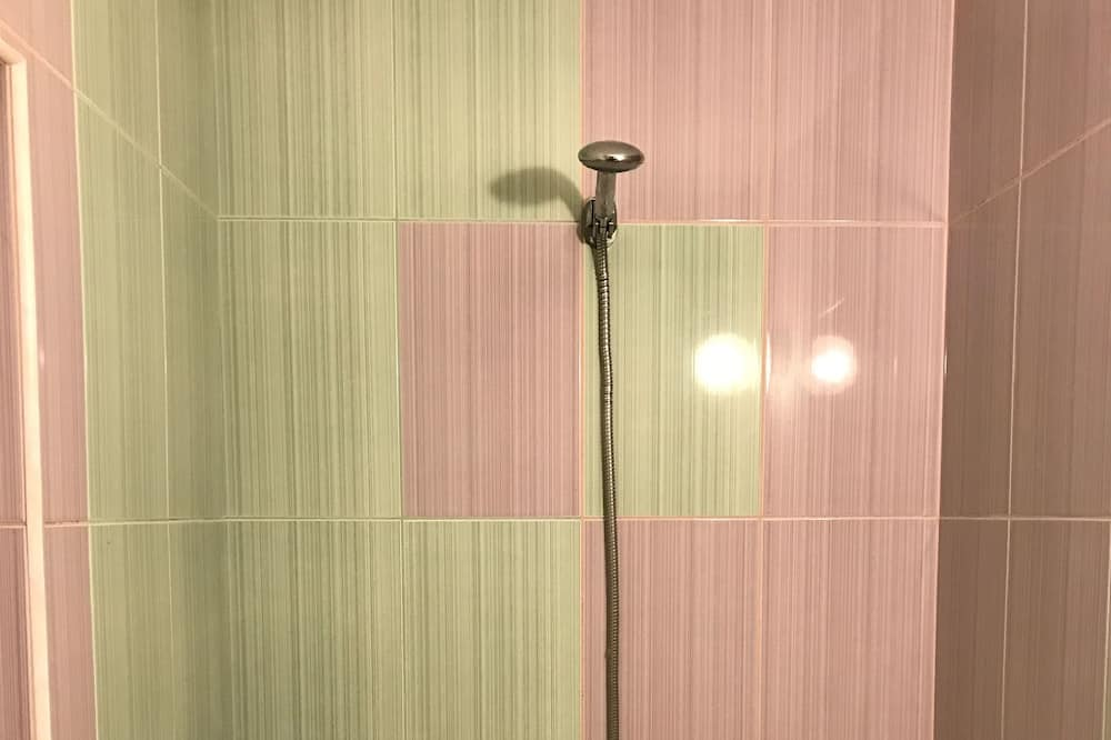Standard Studio, 1 Bedroom, Balcony, City View - Bathroom Shower