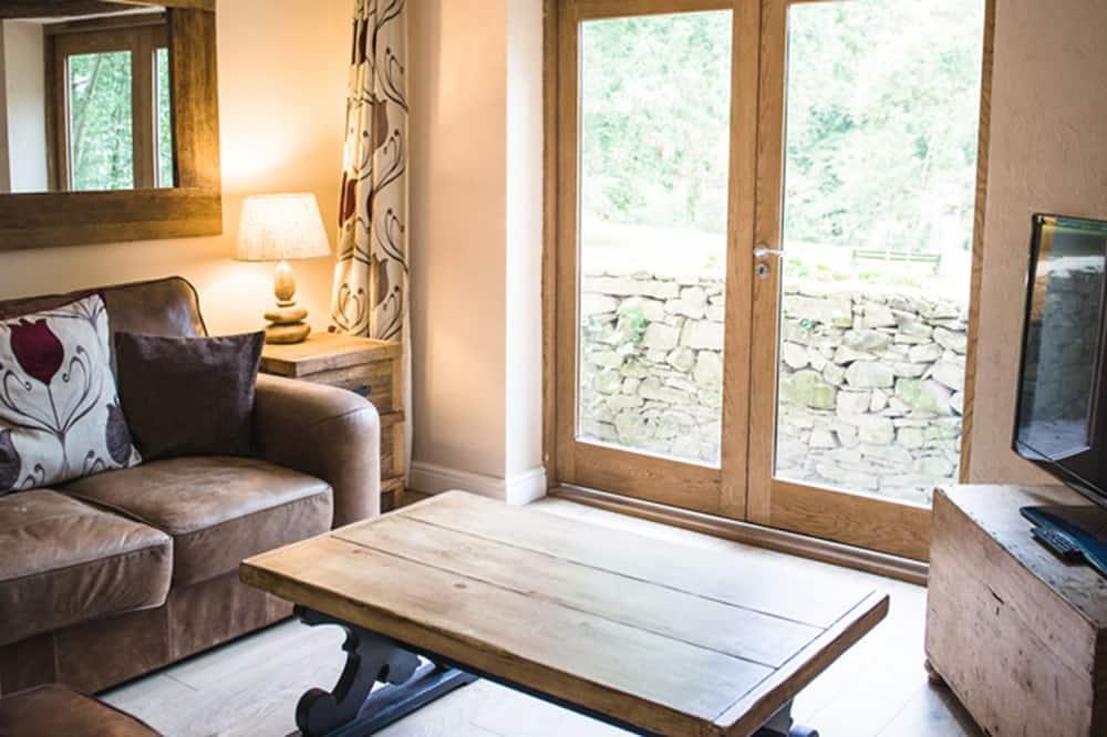 Zimmer (Lodge 1) - Wohnzimmer