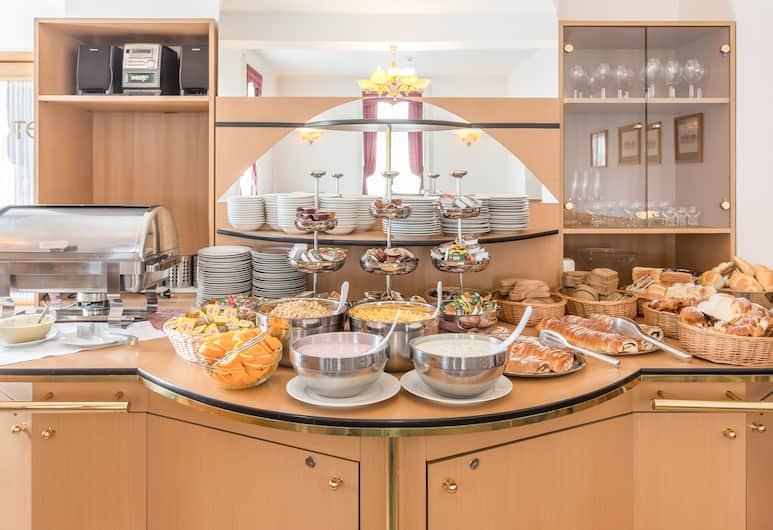 Hotel City Inn, Prag, Kahvaltı Alanı