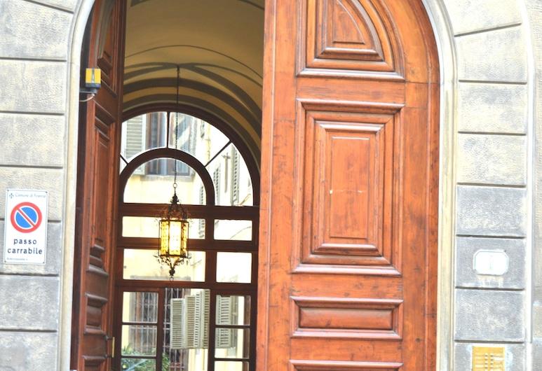 San Marco Suite Center, Florence, Property entrance