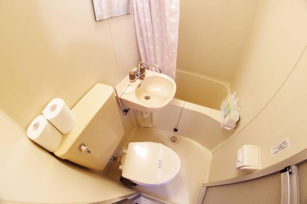 Διαμέρισμα (for 3 Guests, 302) - Μπάνιο
