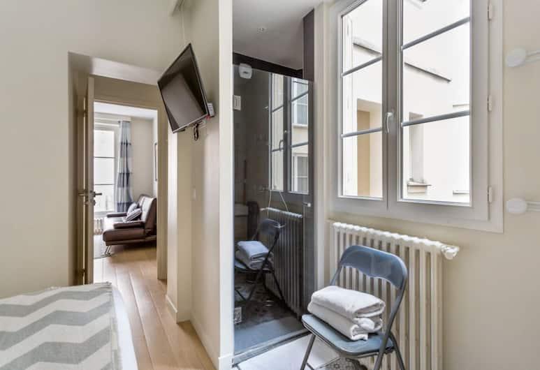 Apartment Quartier Latin Mouffetard, Paris, Lägenhet City - 1 queensize-säng med bäddsoffa, Rum