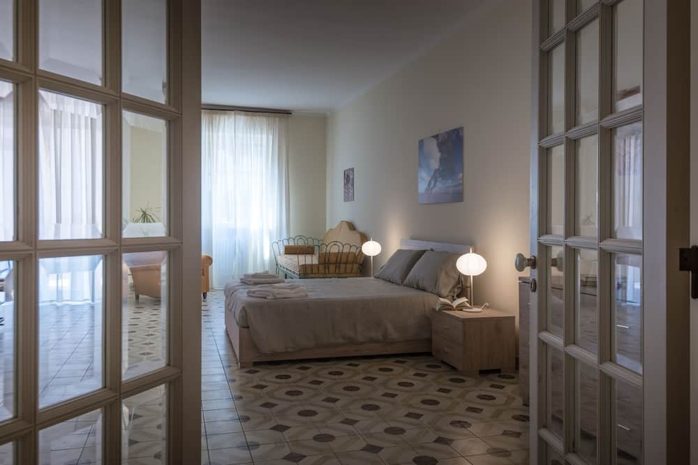 Appartamento Comfort, balcone - Camera