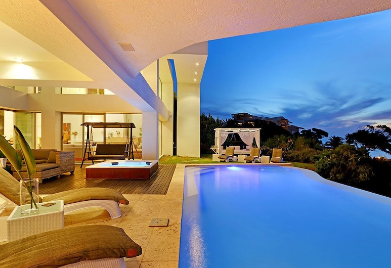 Hollywood Mansion, Cape Town, Outdoor Pool
