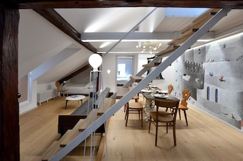 Φωτογραφία του Tromostovje apartments, Λιουμπλιάνα