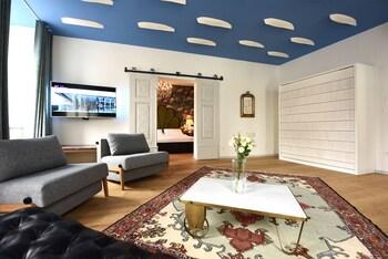 Fotografia do Tromostovje apartments em Liubliana (e arredores)