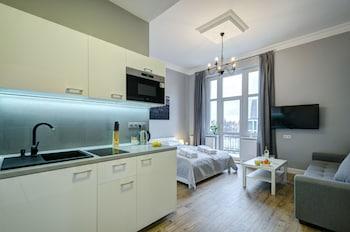 Foto van Dom & House - Apartments Podjazd Central Sopot in Sopot