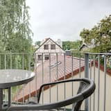 Studio Apartment (with balcony) (2 Adults) - Parveke