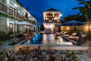 Foto Sari Nusa Inn di Pulau Nusa Lembongan