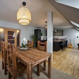 Departamento urbano, 1 habitación (Attic) - Servicio de comidas en la habitación