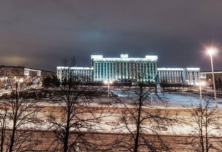 Город Рек у Фонтанов, Санкт-Петербург, Апартаменты, 2 спальни, Вид из номера