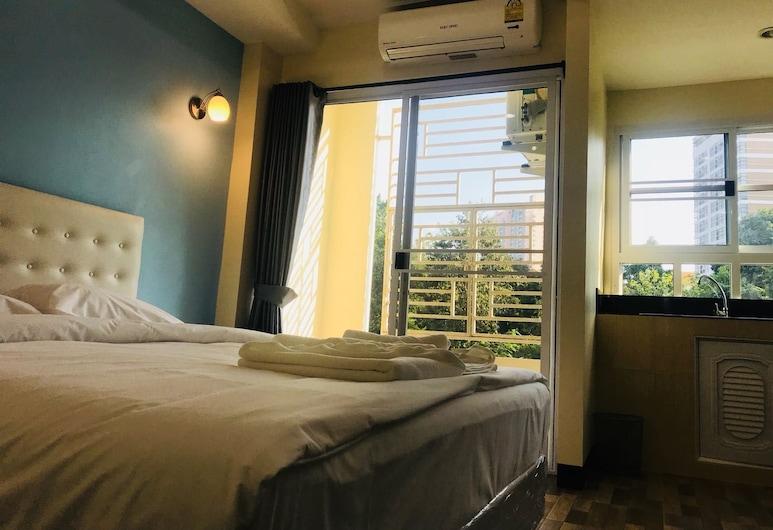 SAB Residence, Pattaya, Superior-Doppelzimmer, Zimmer