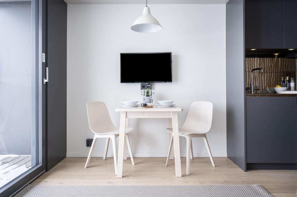 Estudio, 1 cama doble - Sala de estar