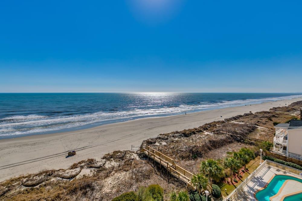 Lejlighed - 3 soveværelser - strandudsigt - Strand