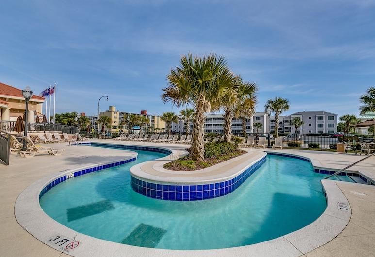 Tilghman Beach and Golf Resort by Condo-World, North Myrtle Beach, Hồ bơi ngoài trời