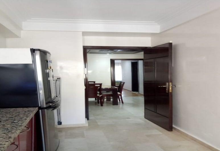 Appart Garden Home, Касабланка, Приватна кухня