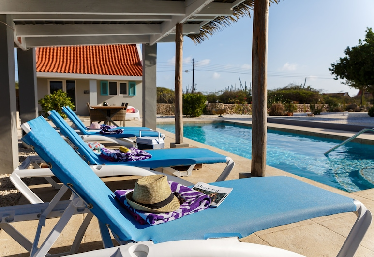 Aruba Boutique Apartments Adults Only , Norda, Āra baseins