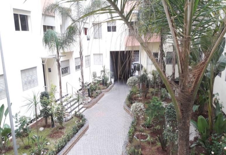 Holiday Suites, Casablanca, Ingresso della struttura