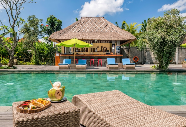 Element By Westin Bali Ubud, Ubud, בר המלון