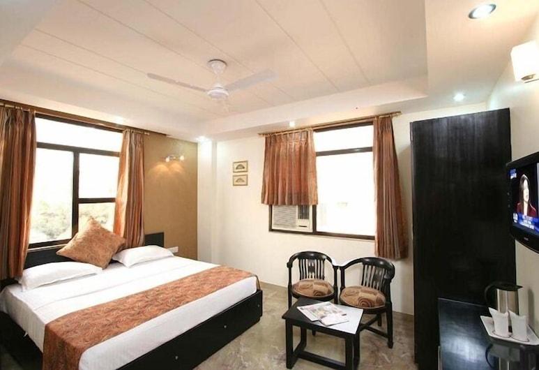 Jeniffer Inn, Yeni Delhi, Tek Büyük veya İki Ayrı Yataklı Oda, 1 Yatak Odası, Şehir Manzaralı, Oda