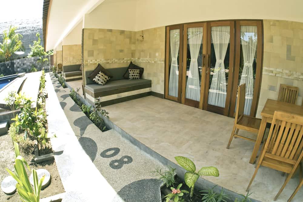 Obiteljska soba - Balkon