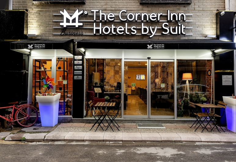 The Corner Inn Hotel Suit, Ескішехір