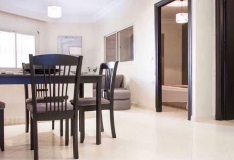 Calm & Cosy Appart, Casablanca, Departamento, Sala de estar