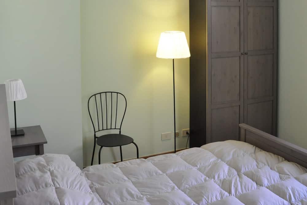 Kahden hengen huone, Kaupunkinäköala - Vierashuone