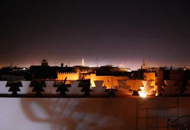 滿月青年旅舍, 馬拉喀什, 酒店景觀