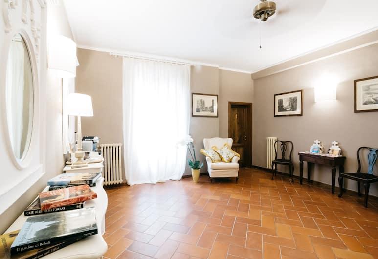 Residenza Ognissanti, Floransa, Lobi Oturma Alanı