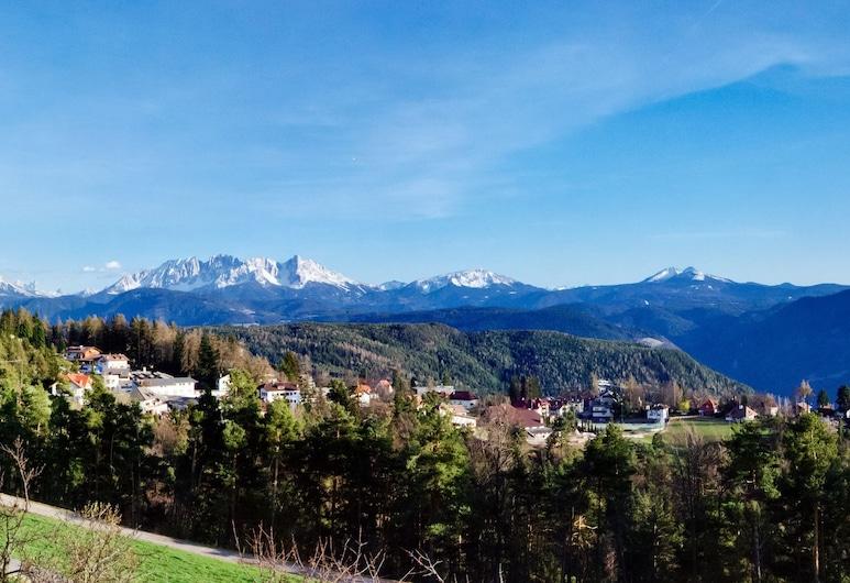 Haus Rottensteiner, Renon, Classic-herbergi - fjallasýn, Svalir