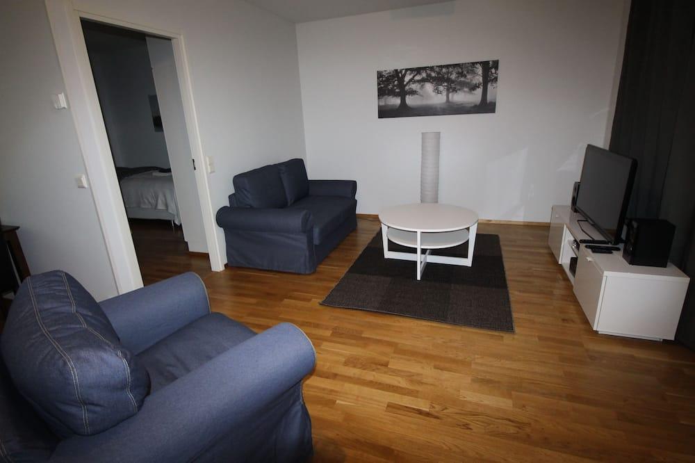 Deluxe Apartment, 1 Bedroom, Sauna - Bathroom
