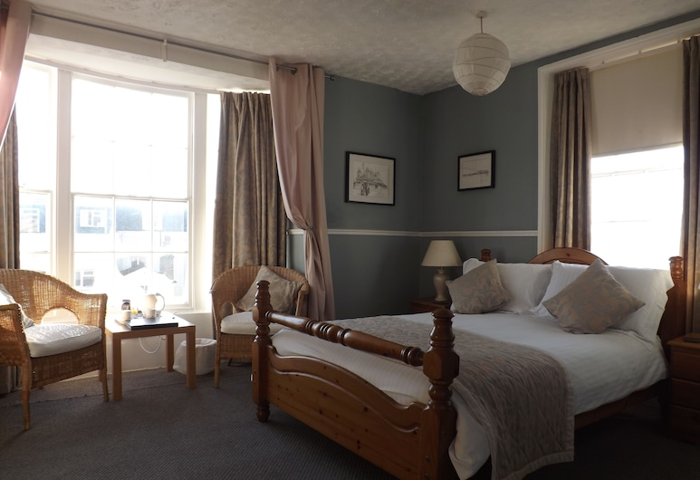 Valentine Guest House, Weymouth, Superior Double Room, Guest Room