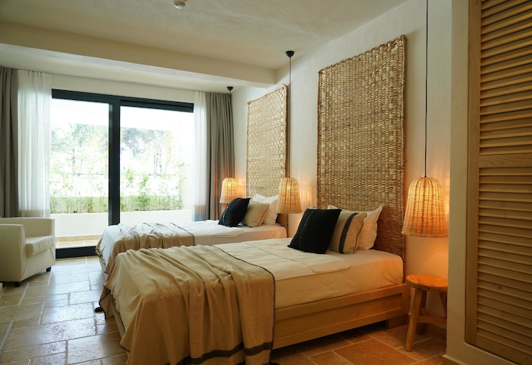 Yacht Boheme Hotel-Boutique Class - Adults Only, Fethiye, Secret Garden King Suite, Oda