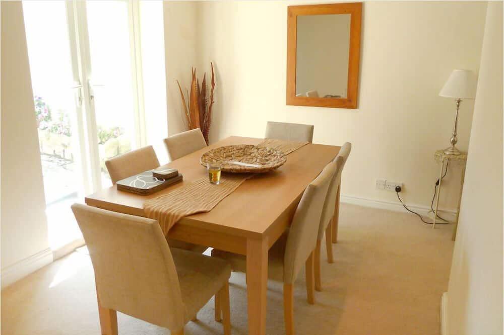 Casa de campo, 3 habitaciones - Servicio de comidas en la habitación
