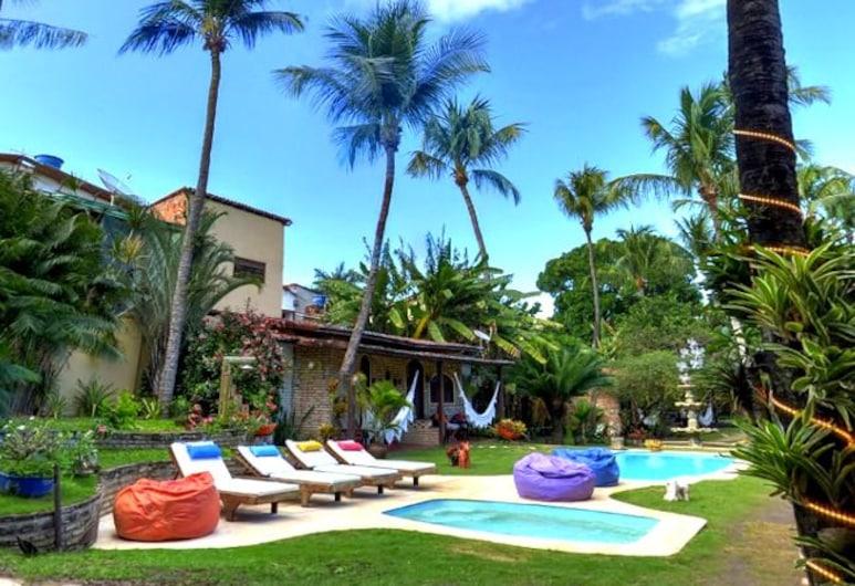 Pousada Oasis, Tibau do Sul, Vonkajší bazén