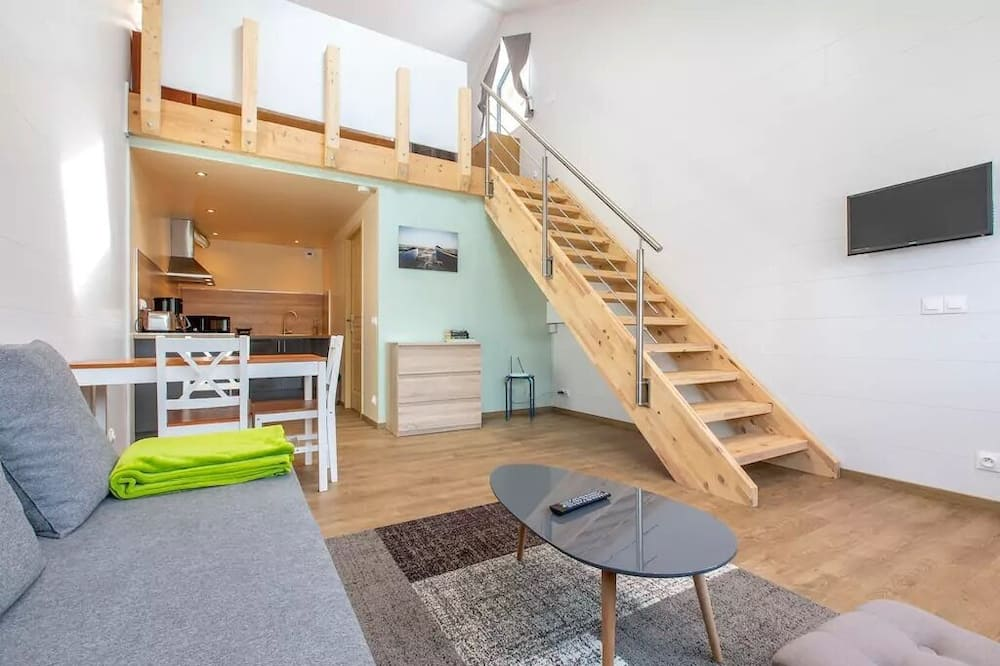 Apartmán typu Comfort, vlastná kúpeľňa (Le Chamois) - Vybraná fotografia
