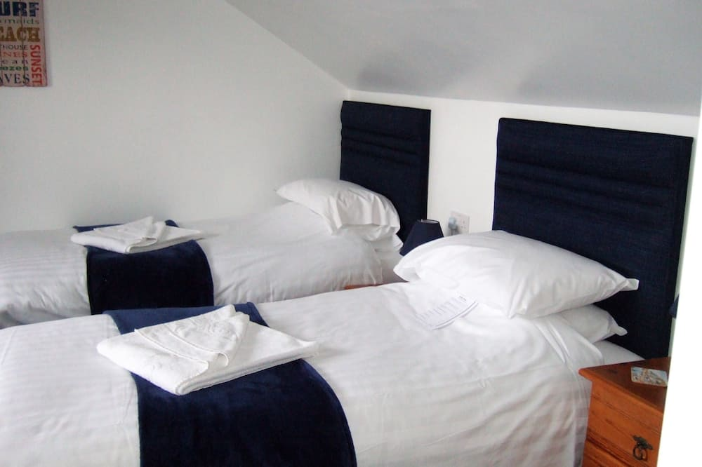 Herbergi fyrir tvo, tvö rúm (Twin Room En-Suite) - Herbergi