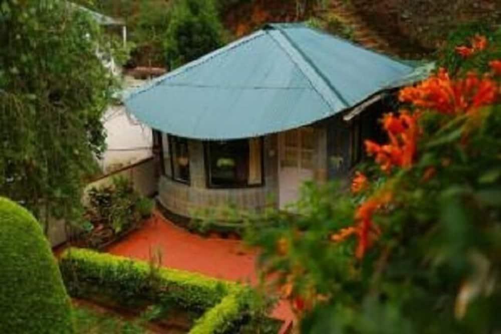 Casa de campo - Vista al patio