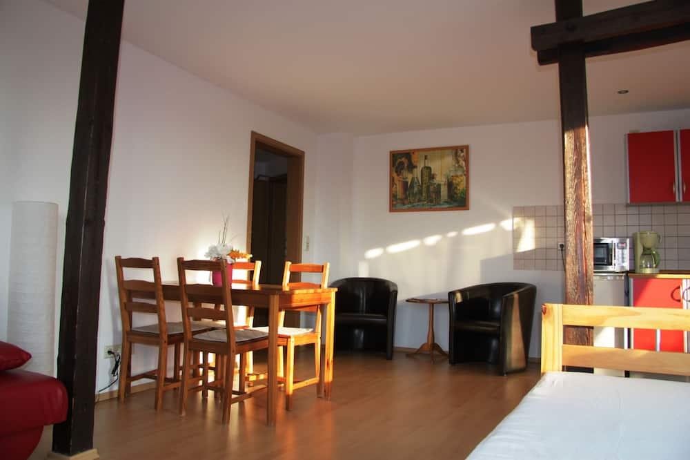 Studio, balkon - Wyżywienie w pokoju