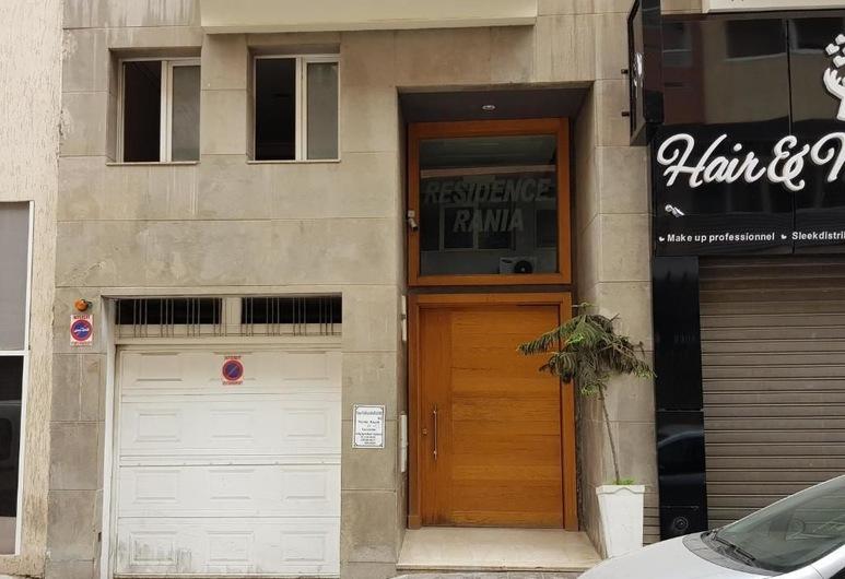 Studio Moderne Au Coeur Du Maarif, Kasablanka, Įėjimas į apgyvendinimo įstaigą