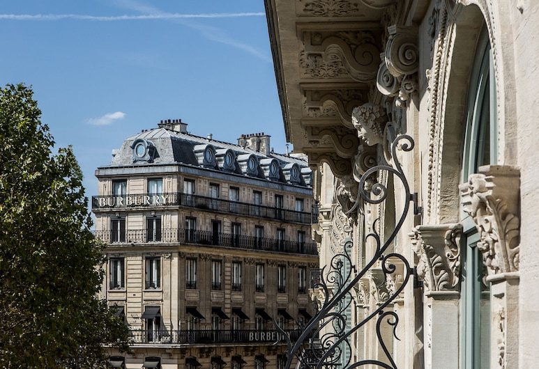 Fauchon L'Hotel Paris, Paris, Rom – deluxe, utsikt, tårn (Eiffel Tower), Balkong