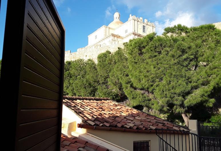 Al Castello, Milazzo, Романтический номер, 1 спальня, терраса, Терраса/ патио