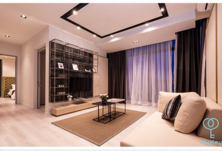 Expressionz Professional Suites by MyKey Global, Kuala Lumpur, Expressionz Suites, 2 Bedrooms, Room